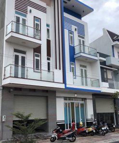 bán nhà 3 lầu mới xây tại khu đô thị mới Đông Bắc khu k1