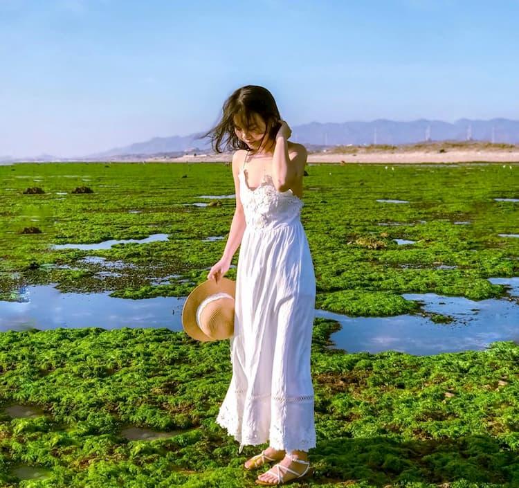 Cảnh đẹp Ninh Thuận hút khách du lịch