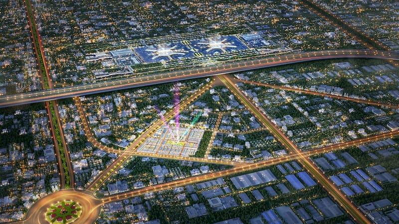 Thành phố sân bay Century city