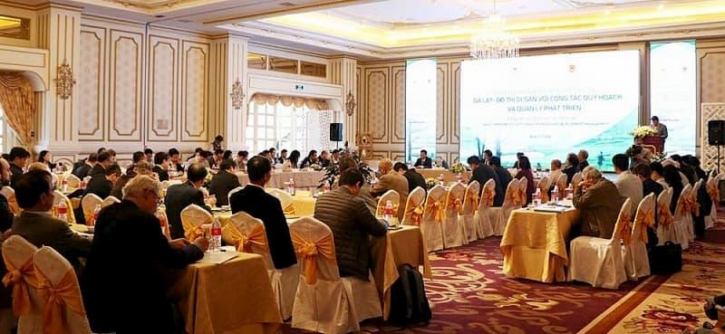 Hội thảo khoa học phát triển đô thị Việt Nam