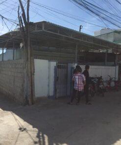 Bán nhà hẻm Yên Ninh