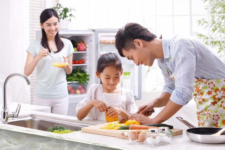 Khai bếp ngày xuân mang ý nghĩa tài lộc