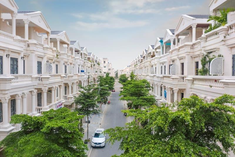 Nhu cầu nhà phố 2021