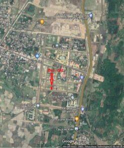 Bán đất ở trung tâm huyện Thuận Bắc